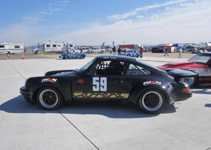 Michael's RSR. Page 6 Gruppe IB: The Hot Rods Impact