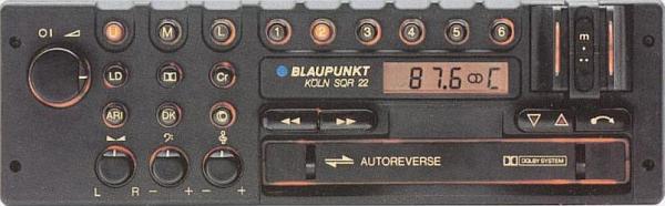 1984 Original Radio 3 2 Carrera Impact Bumpers