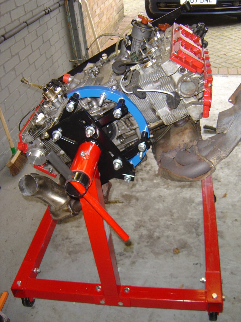 Engine Stand Adapters , IB Parts , Impact Bumpers