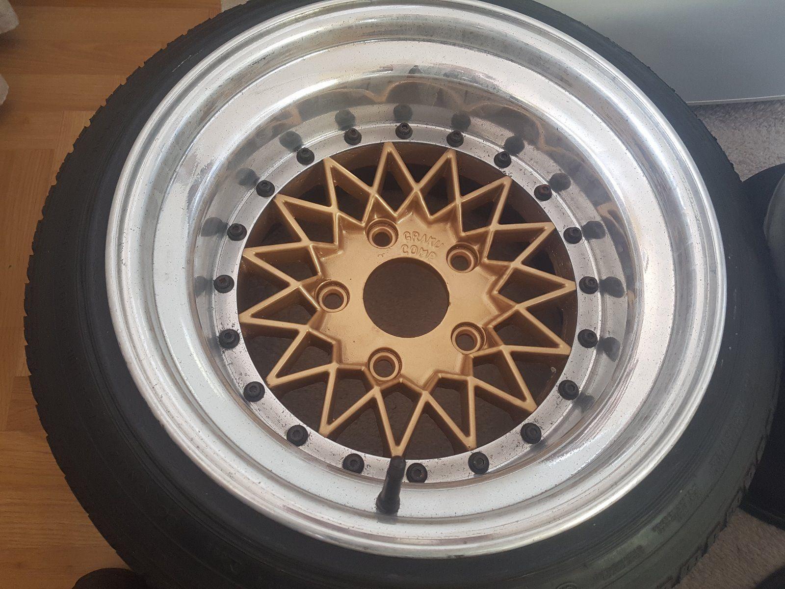 15 Inch Split Rims General Items Impact Bumpers