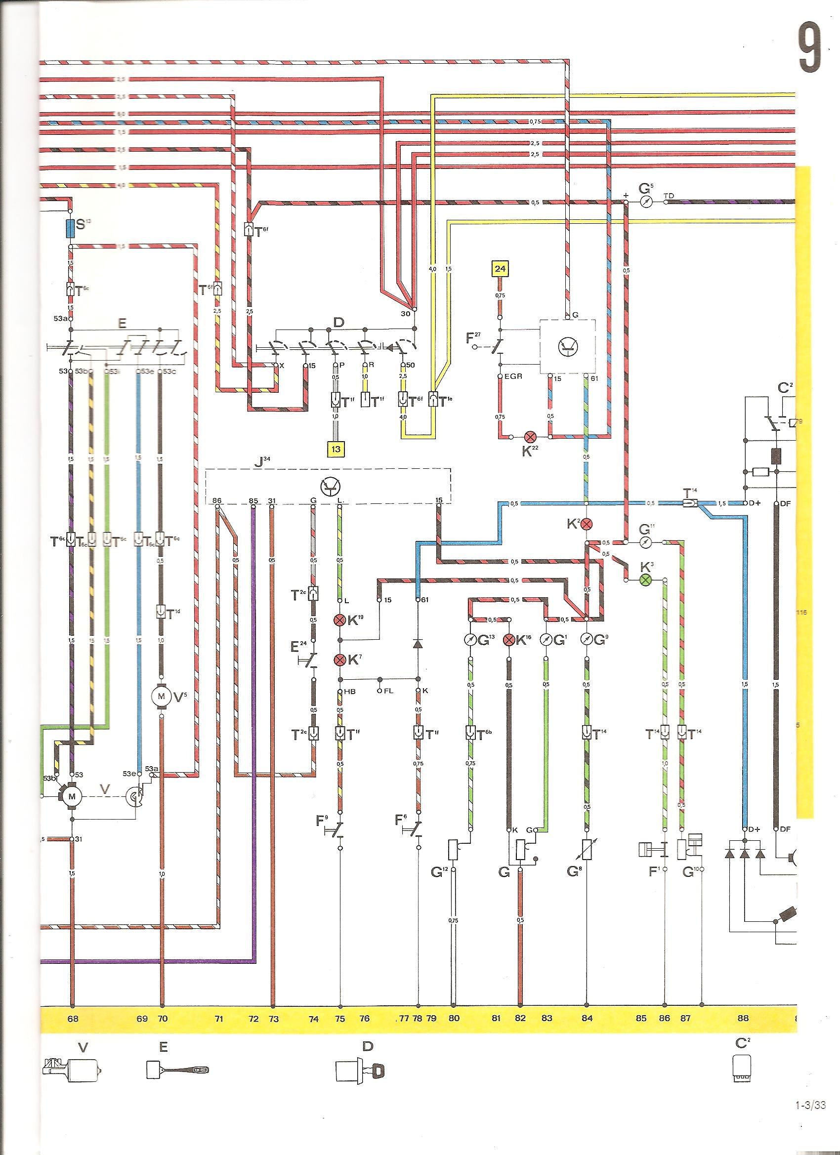 Wiring Diagram Porsche 911 Sc 1981
