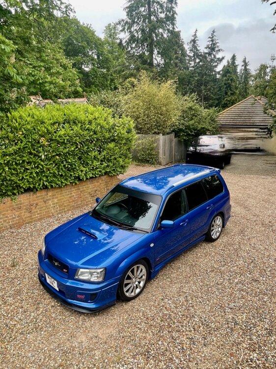 Subaru Forester STi - 1 of 1.jpeg